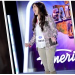 Paisley Van Patten American Idol 2014 Audition - Source: FOX