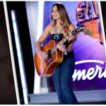 Sabrina Lentini American Idol 2014 Audition - Source: FOX