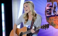 Kenzie Hall on American Idol