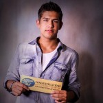 Spencer Lloyd gets a Golden Ticket