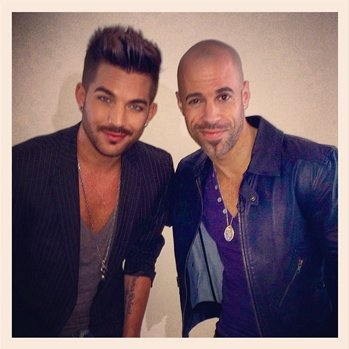 adam_lambert_chris_daughtry_instagram_s