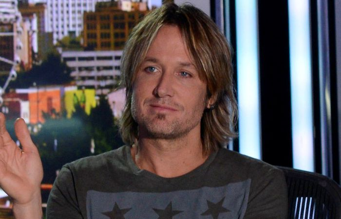 Keith Urban Crops The Top – See The New Look & Vote » Keith ponders