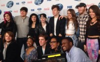 The Top 13 finalists on American Idol 2014