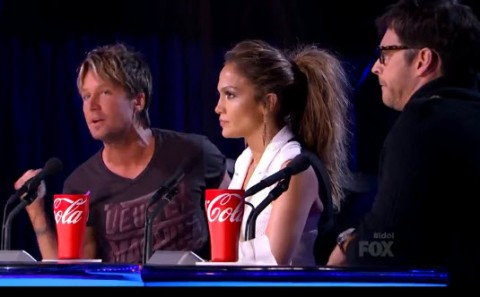 Jennifer Lopez American Idol 2014 Last Night American idol judges