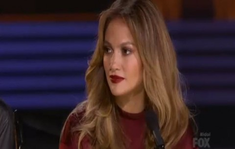 Jennifer Lopez American Idol 2014 Last Night American idol judges jennifer