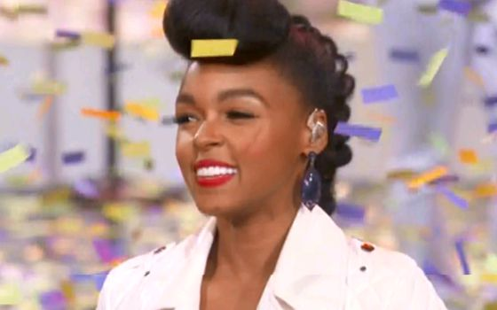 "Janelle Monáe - ""What Is Love"""