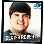 Dexter Roberts on American Idol