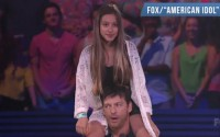 American Idol Judges Harry Connick Jr teenage girl