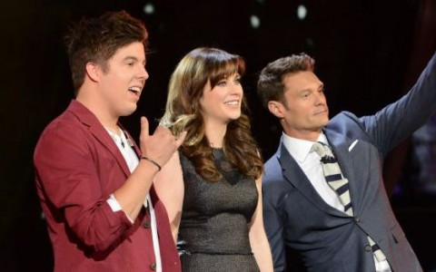 Someone is going home tonight on American Idol