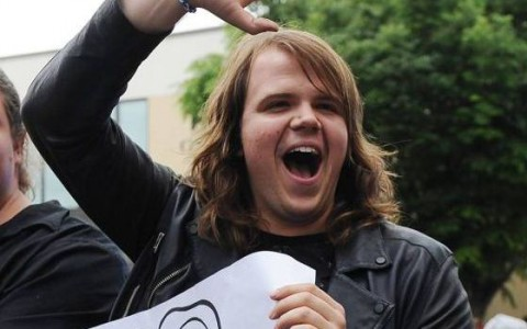 Caleb Johnson's American Idol Hometown Visit