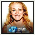 Ellen Petersen on American Idol 2015