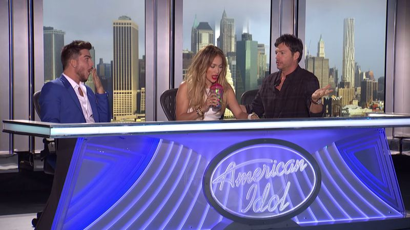 American Idol 2015 Auditions: Adam Lambert As Judge – Sneak Peek ...