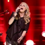Carrie Underwood performs Something In The Water