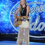 Alexis Gomez on American Idol