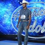 Anton Bushner on American Idol