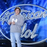 Zach Johnson performs on American Idol 2015