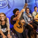 American Idol 2015 Hopefuls prepare to audition - 01