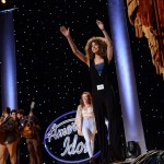 Hopefuls celebrate on Idol