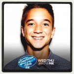 Daniel Seavey in Top 16 on American Idol 2015