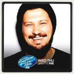 Mark Andrew in Top 16 on American Idol 2015