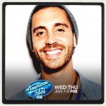 Nick Fradiani in Top 16 on American Idol 2015