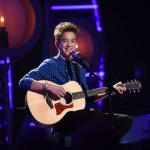 Daniel Seavey performs on AMERICAN IDOL