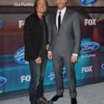 Keith Urban & Harry Connick Jr. - Top 12 Finalist Party