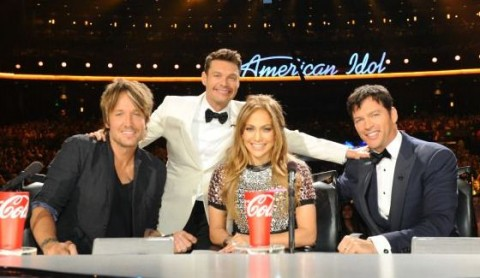 American Idol season finale event on FOX