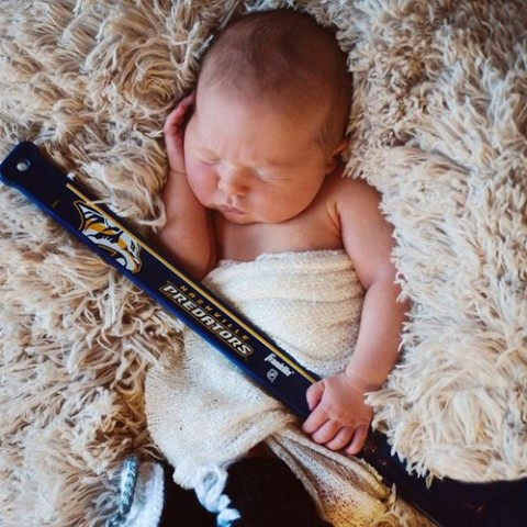 Carrie Underwood's baby, Isaiah Michael Fisher (Instagram)