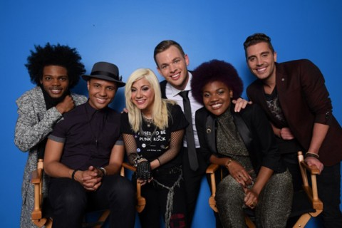 American Idol 2015 Top 6 (FOX)
