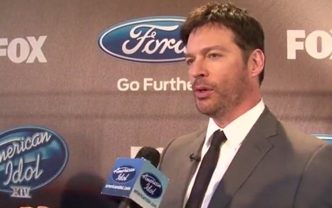 American Idol 2015 Judge Harry Connick Jr. - FOX/YouTube