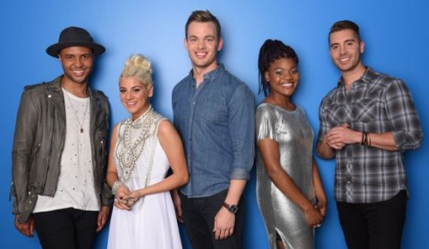 American Idol Top 5 on Season 14
