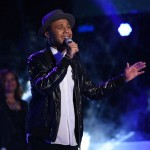 Rayvon Owen performs on AMERICAN IDOL XIV