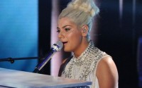 Jax performs for your votes on American Idol 2015