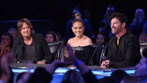 American Idol Judges on Top 8 Night Season 14