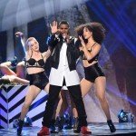 Jason Derulo performs on AMERICAN IDOL XIV