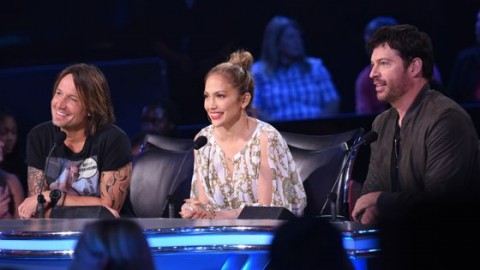 American Idol 2015 Judges on Top 9 night