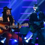Qaasim Middleton performs on AMERICAN IDOL XIV