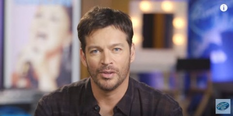 American Idol Judges: Harry Connick Jr. (FOX/YouTube)