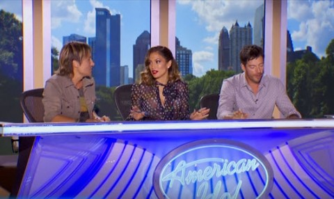 American Idol Judges (FOX/YouTube)