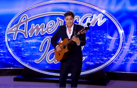 Adam Lasher American Idol Audition (FOX/YouTube)