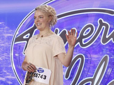 American Idol Audition (FOX/YouTube)