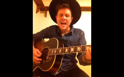 Trent Harmon American Idol Audition (FOX/YouTube)