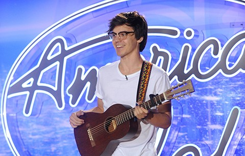 AMERICAN IDOL: Mackenzie Bourg performs in front of the Judges on AMERICAN IDOL airing Wednesday, Jan. 20 (8:00-9:00 PM ET/PT) on FOX. © 2016 Fox Broadcasting Co. Cr: Craig Blankenhorn / FOX.