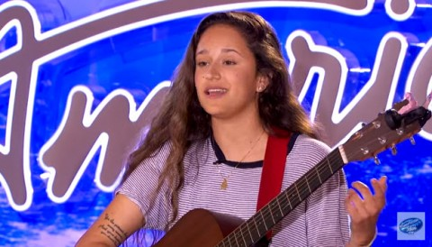 Avalon Young American Idol Audition (FOX/YouTube)