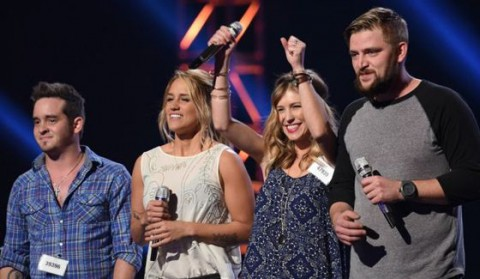 Hollywood Group on American Idol 2016