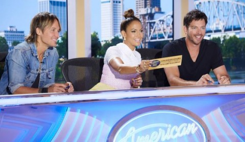 American Idol judges hand out Golden Tickets