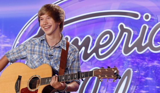 Isaac Cole auditions on American Idol 2016