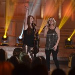 Amelia Eisenhauer with Kellie Pickler