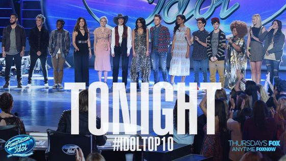 American Idol 2016 Top 10 perform for your votes